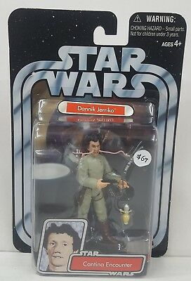 Star Wars The Original Trilogy A New Hope Dannik Jerriko Figure