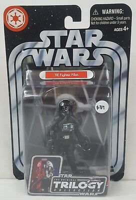 Star Wars The Original Trilogy A New Hope TIE Fighter Pilot Figure