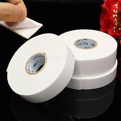5M Strong Double Sided Strong Sticky Self Adhesive Foam Tape Mounting Fixing Pad