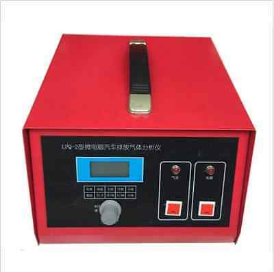 New Vehicle Emission Gas Analyzer Tail Gas Analyzer Detect Oxygen Content