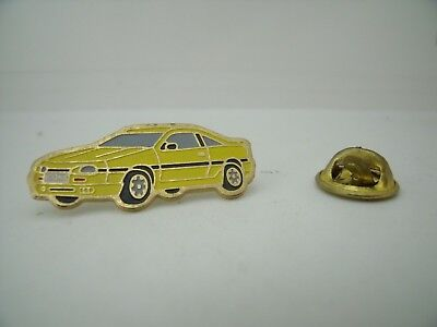 Pin's Pin Pins Badge NISSAN 100 NX 100NX  JAUNE YELLOW TOP !