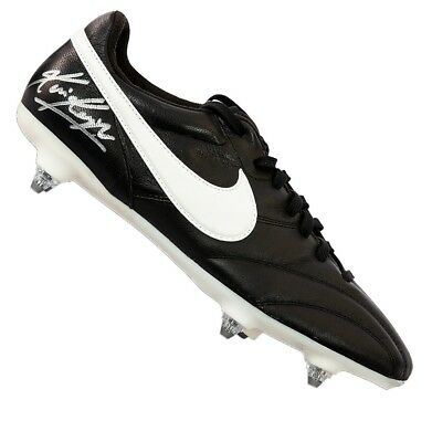 Kevin Keegan Signed Football Boot - Nike Autograph Cleat