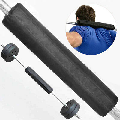NEW Squat Barbell Bar Cover Pad Supports Gym Weight Lifting Shoulder Back Protec