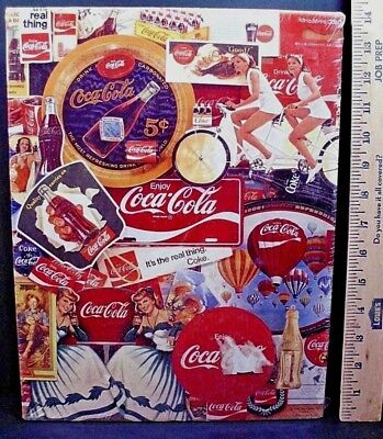 Coca-Cola 1985 Jigsaw Puzzle 500 piece by Ambassador Things Go Better With Coke