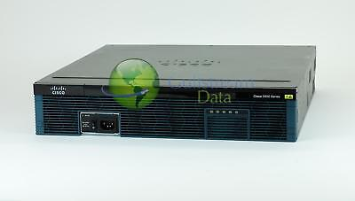Cisco CISCO2921/K9 Integrated Services Router 2900 Series 3 Port Gigabit Wired