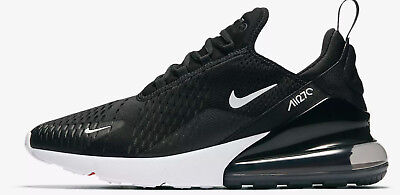 Men's Nike Air Max 270 Black/White/Solar Red/Anthracite AH8050-002