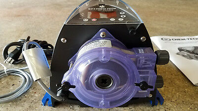 New Chem-Tech XPV Series Peristaltic Chemical Metering Pump Pulsafeeder X055LVHX