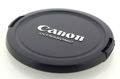 Canon Genuine 72mm Ultrasonic logo lens cap Type E