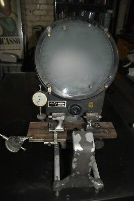 "10 "" Optical Comparator"