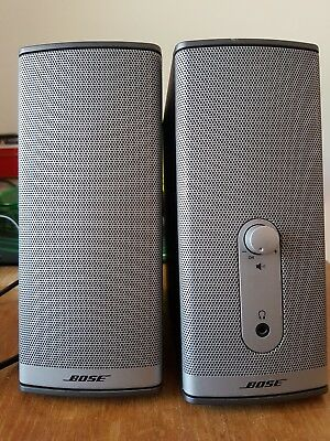 Bose Companion 2 Series II Computer Speakers Graphite