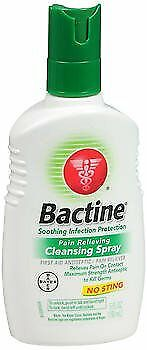 Bactine Pain Relieving Cleansing Spray - 5oz, Pack of 2