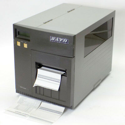 SATO CL408e Industrial Barcode Label Thermal Printer 203dpi with Peel Dispenser