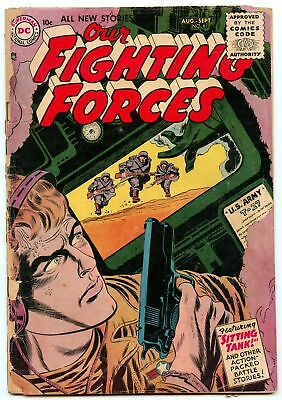 Our Fighting Forces 6 Sep 1955 P (0.5)