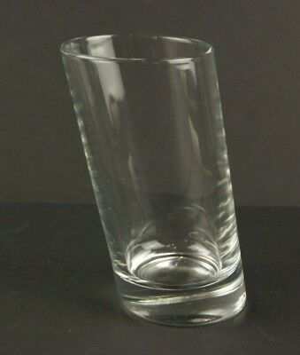 Italy 29 Leaning Pisa Beverage Clear Drinking Glass 11OZ
