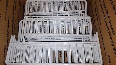 Wire Bin Divider 3 In. X 12 In.and 3 In x 14 In  from UPS Store 42 pcs.