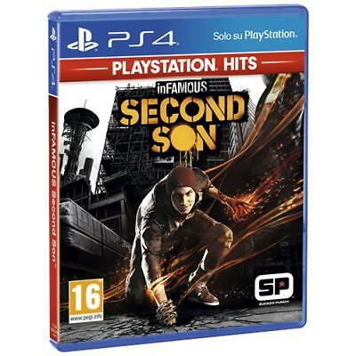 SONY PS4 - Infamous: Second Son (PS Hits)
