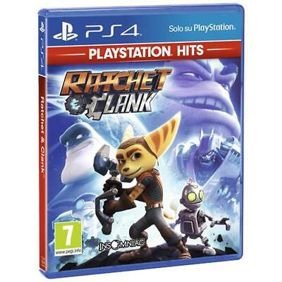 SONY PS4 - Ratchet & Clank (PS Hits)