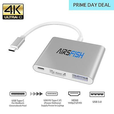 USBC-CH01 4-inch USB-3.1 Type-C Male to HDMI Female Video Adapter Pigtail