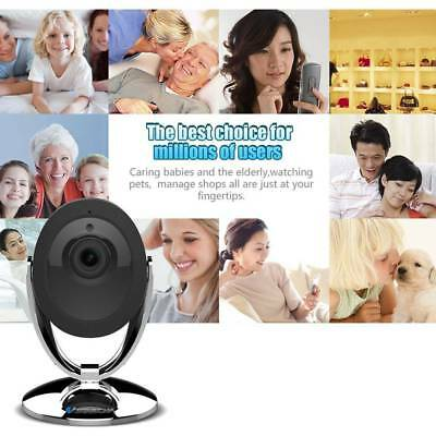 Home Video Baby Monitor IP Camera HD 720P Wireless IR Night Vision Wi-Fi Cam FH
