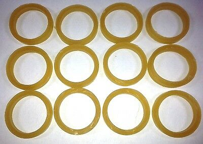 """12 Doll Repair Large Rubber Bands Restringing For 8"""" - 12"""" Dolls"""
