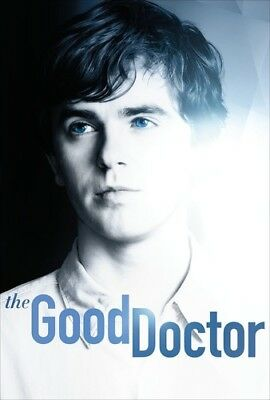 PREORDER: THE GOOD DOCTOR - SEASON 1 - DVD - Region 1 - Sealed