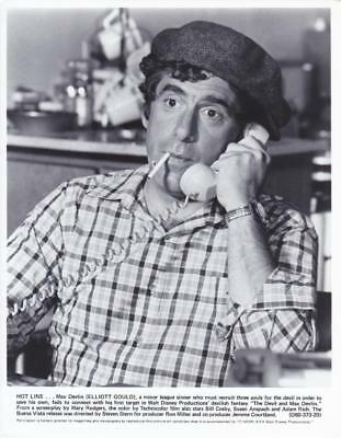 "Elliott Gould in ""The Devil and Max Devlin"" Vintage Movie Still"
