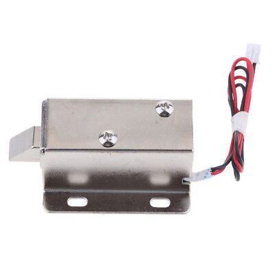 Universal Mini Electric Magnetic Lock 12V 0.83A for Door Gate Cabinet Locker