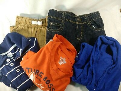 Lot Of Clothes Of Chrildren 2T, Old Navy, Carter'S  Pre-Owner Good Conditions
