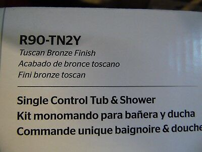 Pfister R90 TN2Y Universal Tub And Shower Trim Package With Multi Function