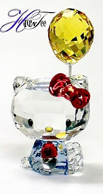 Hello Kitty Balloon Colorful Sanrio  2018 Swarovski Crystal  5301578