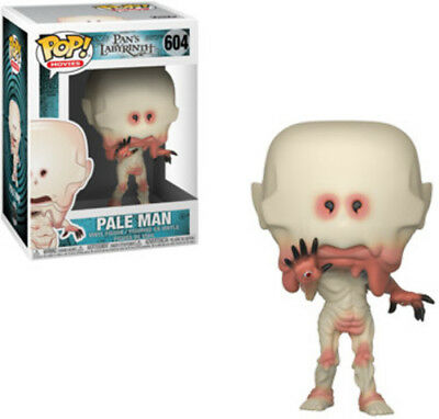 Pan's Labyrinth - Pale Man - Funko Pop! Horror: (2018, Toy NUEVO)