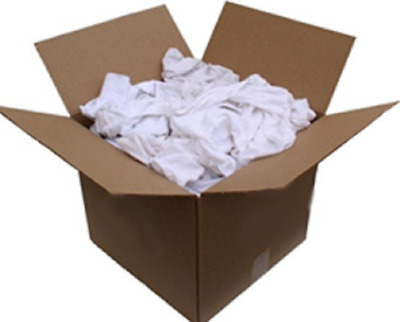 white 100% cotton shop cleaning towels wiping rags/cloth 10 lbs box  100 pieces