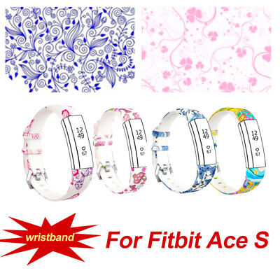Sports Replacement Strap Watch Band For Fitbit Ace Child Wristbands adjustable