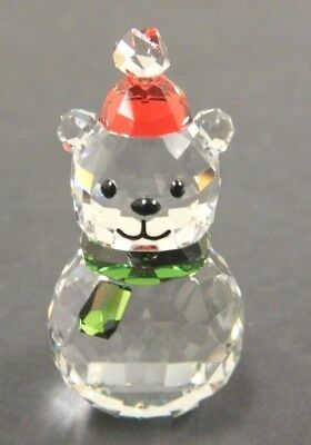 Rocking Polar Bear 2018 Holiday Christmas Swarovski Crystal 5393459