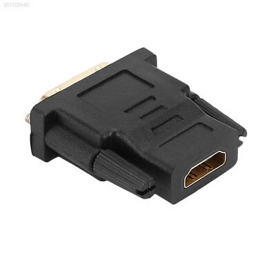 DVI-D 24+1 Pin Male to HDMI Female M-F Adapter Converter Dual Link HDTV