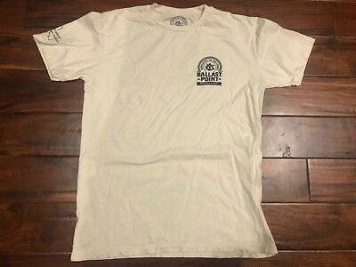 Ballast Point Brewing Co. -indra kunindra- Craft Beer Graphic T-Shirt Sz L Large