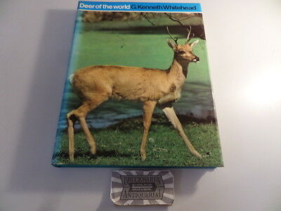 Deer of the World. Whitehead, G.Kenneth: