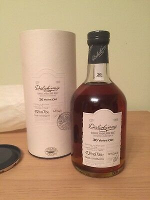 whisky Dalwhinnie 36 years old