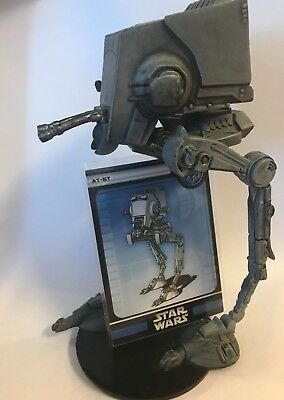 Star Wars: Universe #33 AT-ST Rare Minis Miniatures w card 33/60