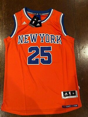 promo code 7c16d 88023 closeout new york knicks throwback jersey 2495c 2e485