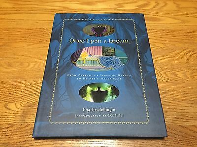 Disney Once upon a Dream Sleeping Beauty to Maleficent by Charles Solomon  new