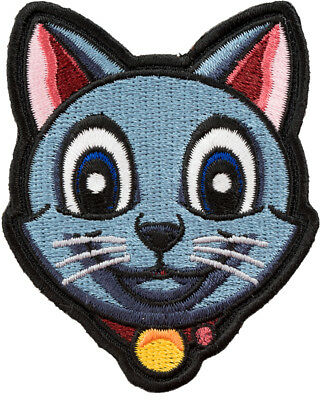 Mr. Boogie The Smooth Cat Patch, Animals Patches