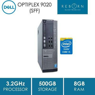 DELL OPTIPLEX 9020, i5 4570(3.2GHZ), 8GB, 500GB, NO OS, WIN 8 COA, E3 1200v3,DVD