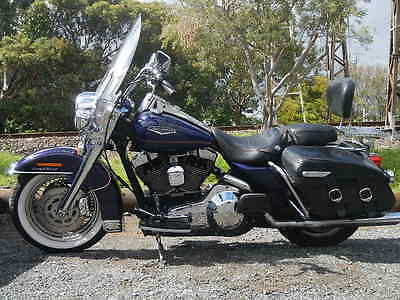 Harley Davidson Road King, Runs And Rides Perfect Great Value @ $12990