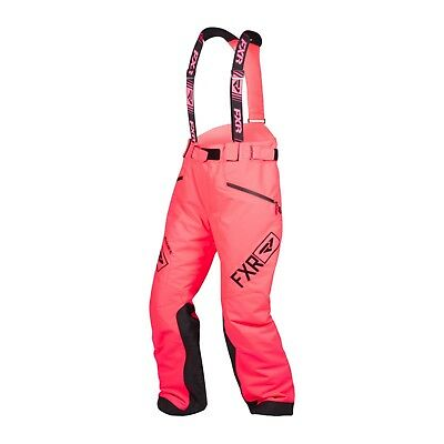 2019 Fxr Women's Fresh Pant - Snowmobile - Winter - Coral