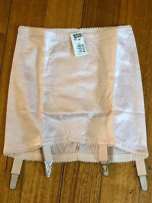 VINTAGE 1960's MARCEL WORTH GIRDLE GARTERS OPEN BOTTOM New Old Stock SIZE 14