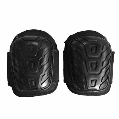 1 Pair Professional Heavy Duty Work Knee Pads Adjustable Safe Gel Cushion A1
