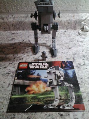 Lego Star Wars At St 7657 Complete Set With Box And Instructions