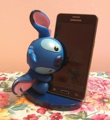 Disney Store London Exclusive Lilo and Stitch MXYZ Phone Stand Holder Cute RARE