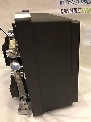 AUTOLOAD movie projector. Model 356 SUPER 8 BELL & HOWELL RARE!!! SOLD AS IS.